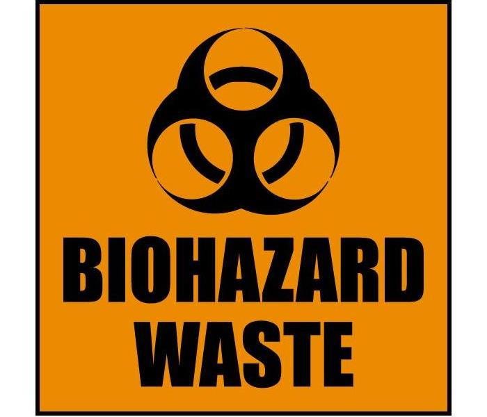 Biohazard Biohazard Cleanup from Sewage