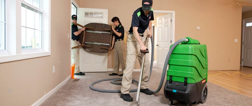 South Euclid, OH residential restoration cleaning